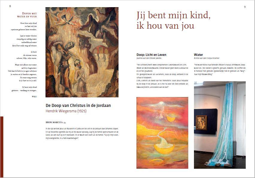 expositie Reflectie boekje