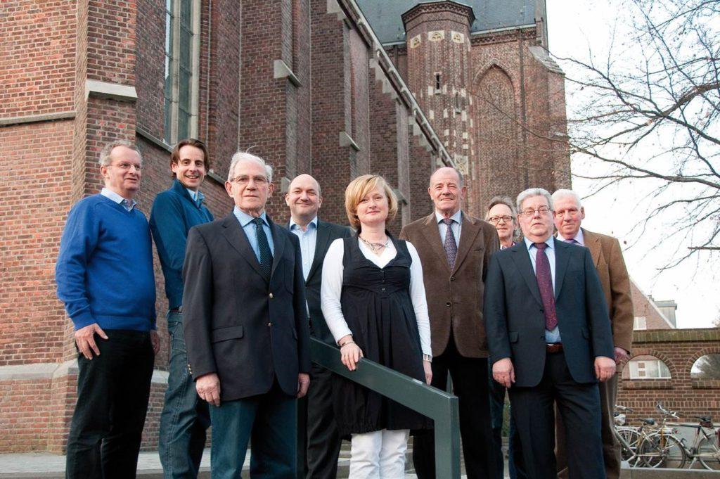 Stichting behoud St. Willibrorduskerk 20..