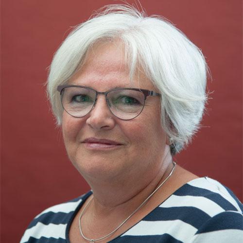 Lisette van Erp-van Hoof, secretaris