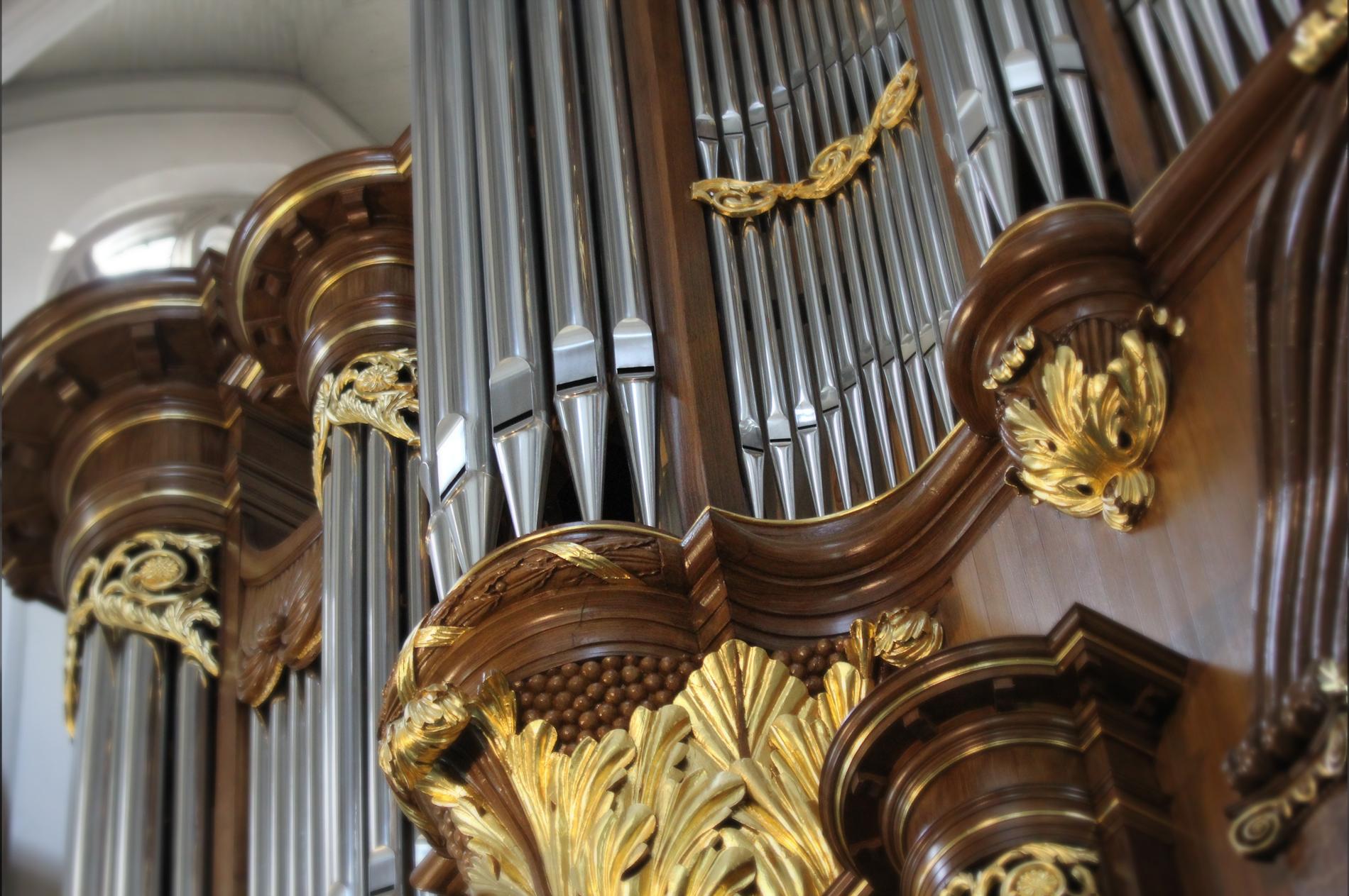 CD-presentatie met orgelwerken van Carl Philipp Emanuel Bach