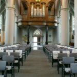 Seizoensbespeling orgel
